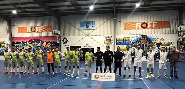 Núcleo de Futebol - Liga Futsal Corporate MasterFoot/Make-A-Wish Lisboa